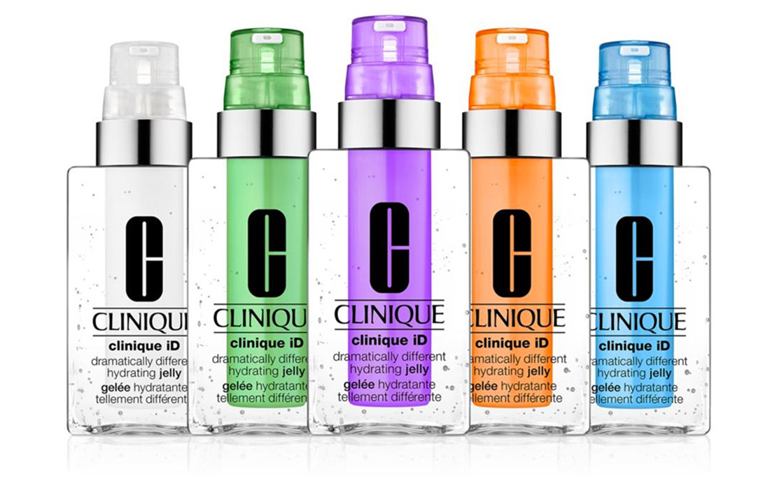 clinique bottles